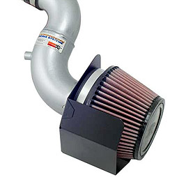 2008 Cadillac CTS AIR Intakes
