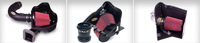 Renault AIR Intakes