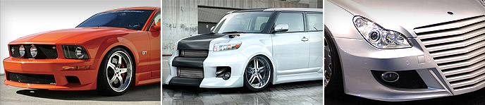Mitsubishi Body Kits