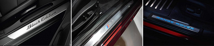 Nissan Door Sills
