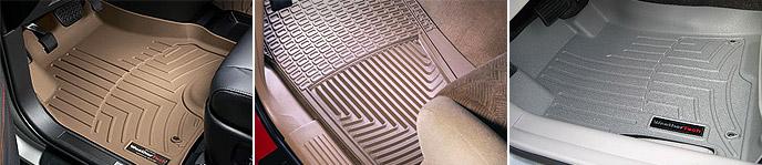 Isuzu Floor Mats