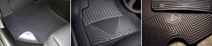 Jaguar Floor Mats