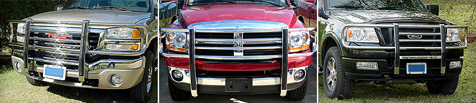 Cadillac Grille Guards