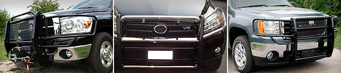Mitsubishi Grille Guards