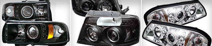 Daewoo Headlights