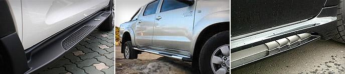 Dodge Side Steps