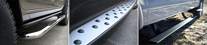 Skoda Side Steps