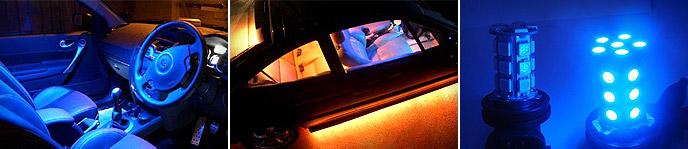 Chrysler LED Lights
